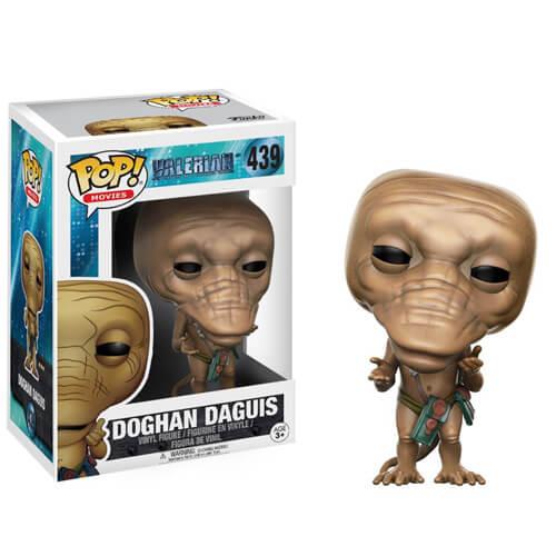 Figurine Funko Pop! Valérian Doghan Daguis