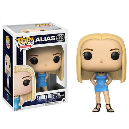 Alias Sydney Bristow (Blonde) Pop! Vinyl Figure