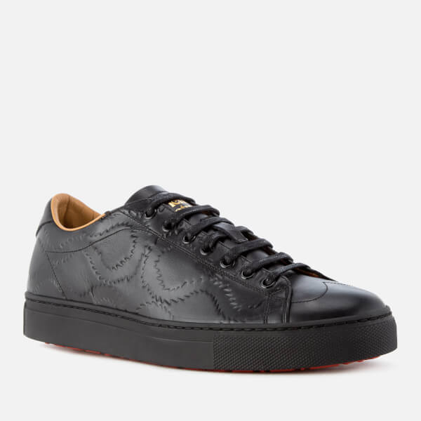 Vivienne Westwood Leather Low Trainers knXtGs