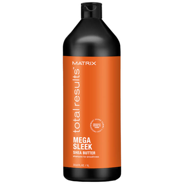 Total Results Mega Sleek Shampoo 300ml