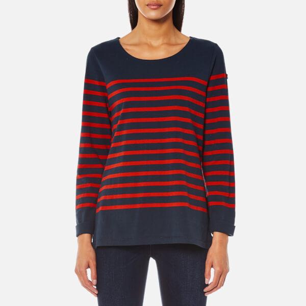 Maison Scotch Women's Breton T-Shirt - Combo B