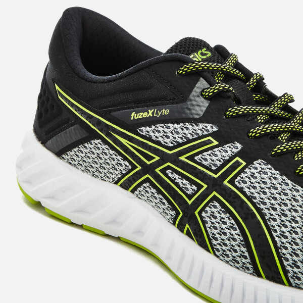 asics fuzex lyte 2 mens seamless running shoes review