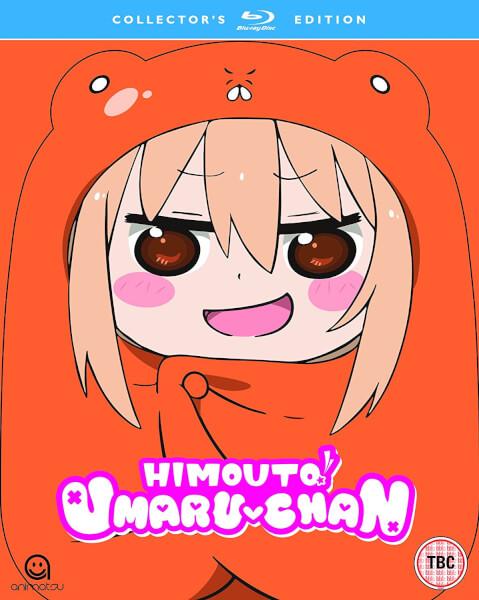 Himouto! Umaru-chan - Complete Season Collection (Blu-ray/DVD Collector's Edition)