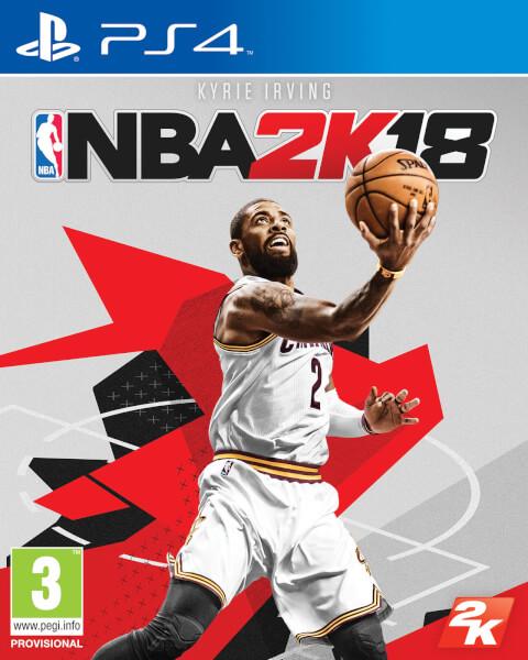 NBA 2K18 PS4 | Zavvi España