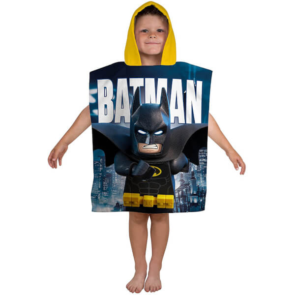 LEGO Batman Movie: Hero Poncho Towel