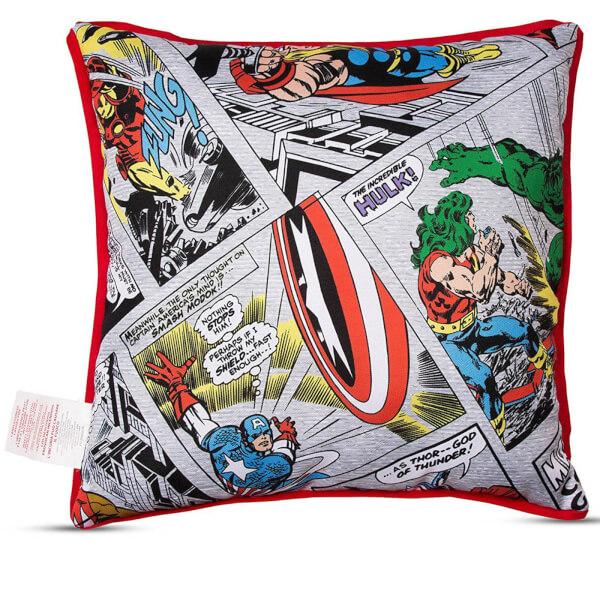 Disney Marvel Comics Retro Cushion
