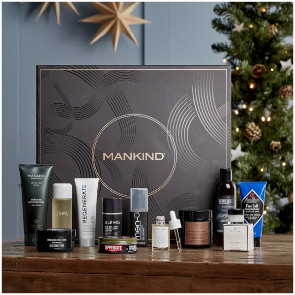 Mankind Christmas Collection (Worth Over £370)