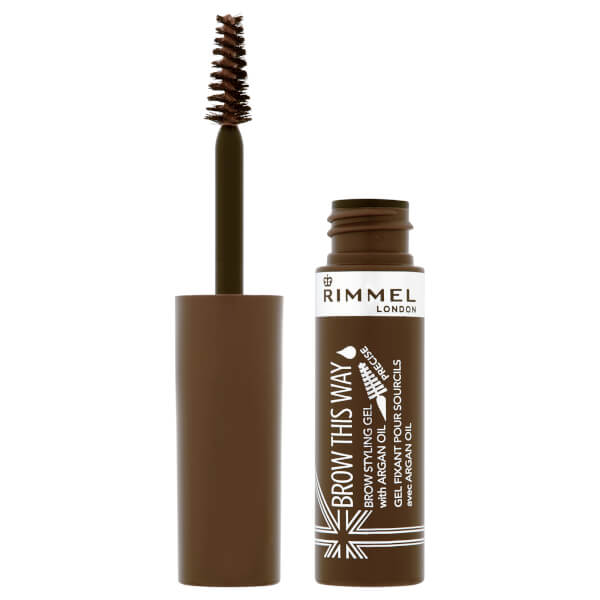 Rimmel Brow This Way with Argan Oil 5ml (Various Shades)