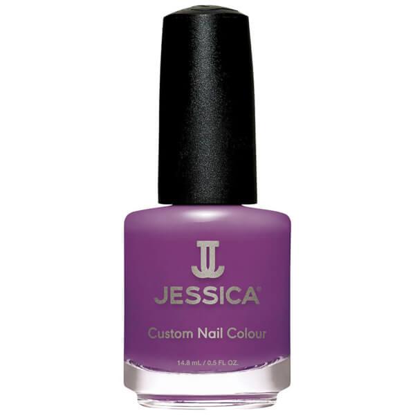 Jessica Nails Custom Colour Nail Varnish 14.8ml - Purple