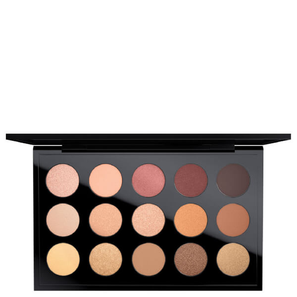 MAC Eye Shadow x 15 - Warm Palette