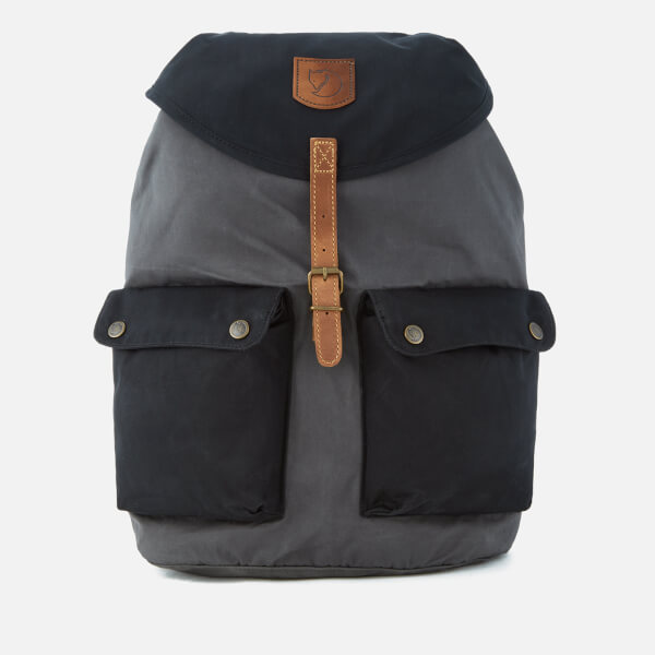 Fjallraven Greenland Backpack Large - Stone Grey/Black