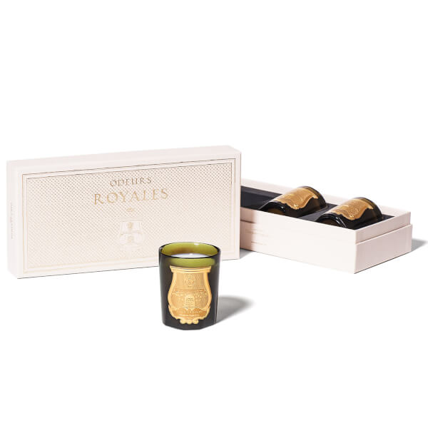Cire Trudon Odeurs Royales Gift Set - Set of 3