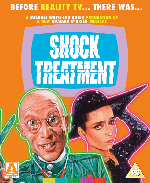 Shock Treatment 'Cosmo' Limited Edition