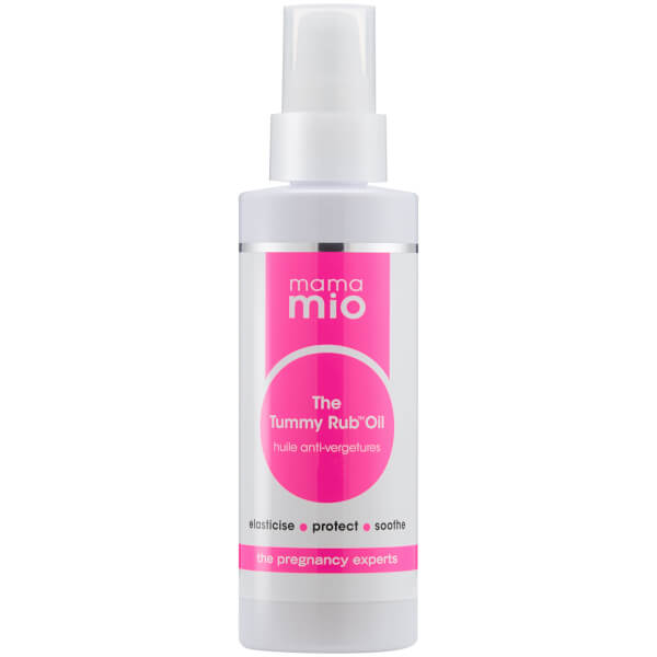 Mama Mio Supersize Tummy Rub Oil 240ml