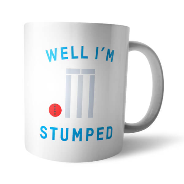 Tasse Well I'M Stumped