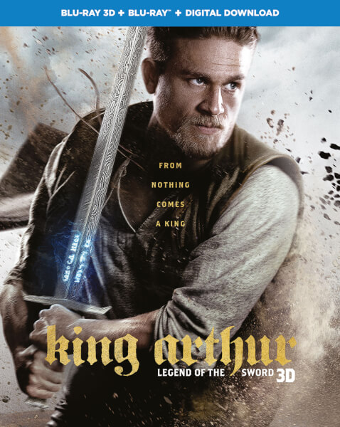 King Arthur: Legend of the Sword 3D (Includes 2D Version) (Digital Download)