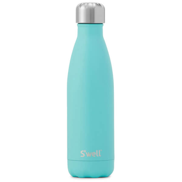S'well The Turquoise Blue Water Bottle 500ml