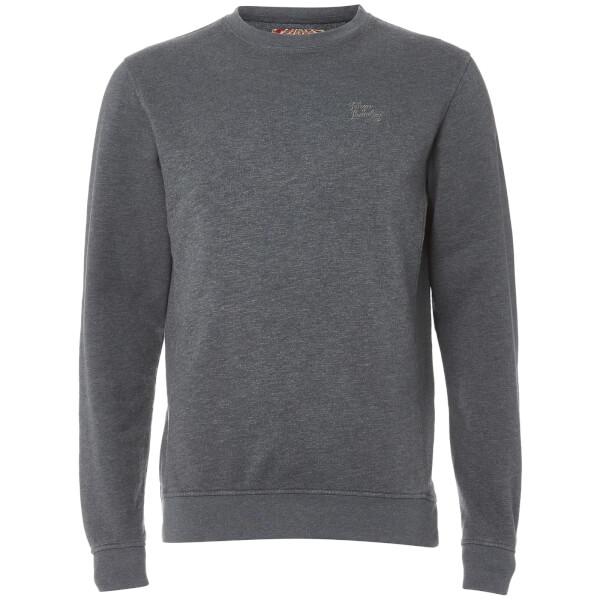 Tokyo Laundry Men's Flit Sweatshirt - Blackened Pearl