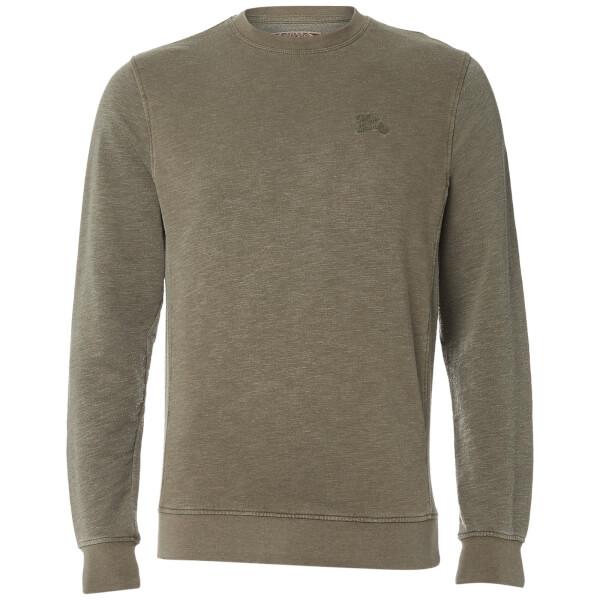 Tokyo Laundry Men's Flit Sweatshirt - Kalamata