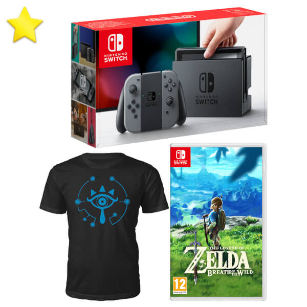 Nintendo Switch Hyrule Hero Pack
