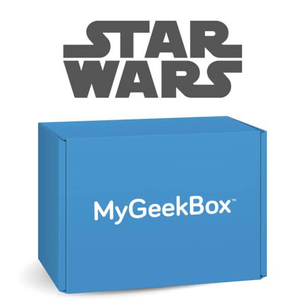 My Geek Box May Mega Box - Force