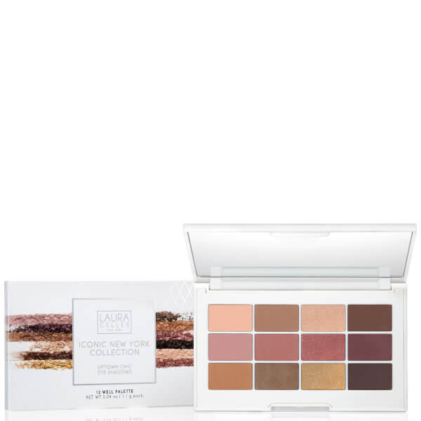 Laura Geller The Iconic New York City Collection Eye Shadow Palette in Uptown Chic 13.2g