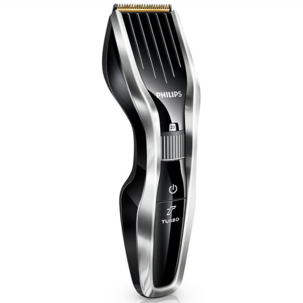 Philips HC5450/83 Series 5000 Hair Clipper with DualCut Technology, Titanium Blades and Cordless Use
