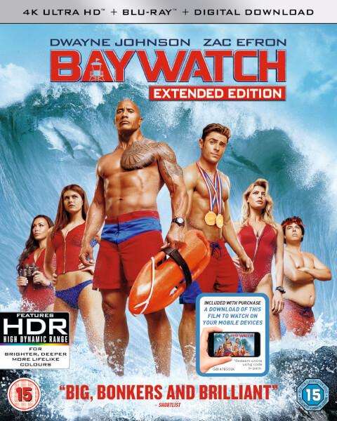 Baywatch - 4K Ultra HD