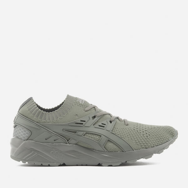 Asics Men's Gel-Kayano Knit Trainers - Agave Green/Agave Green