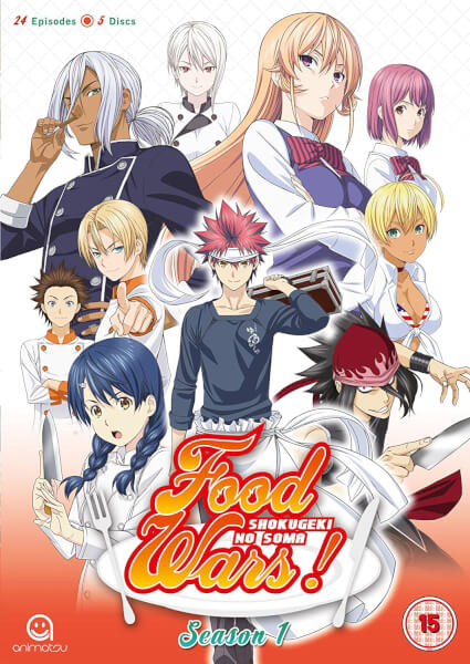 Food Wars! - Season 1