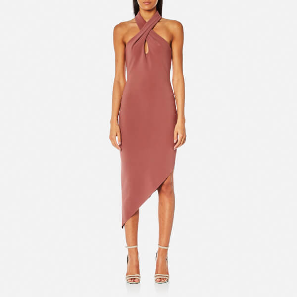 Bec & Bridge Women's Mystify Midi Dress - Lipstick