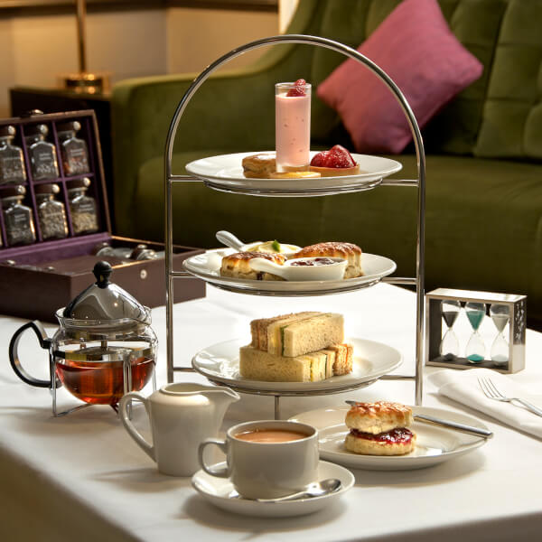 29% Off Afternoon Tea for Two at Hilton London Green Park Hotel