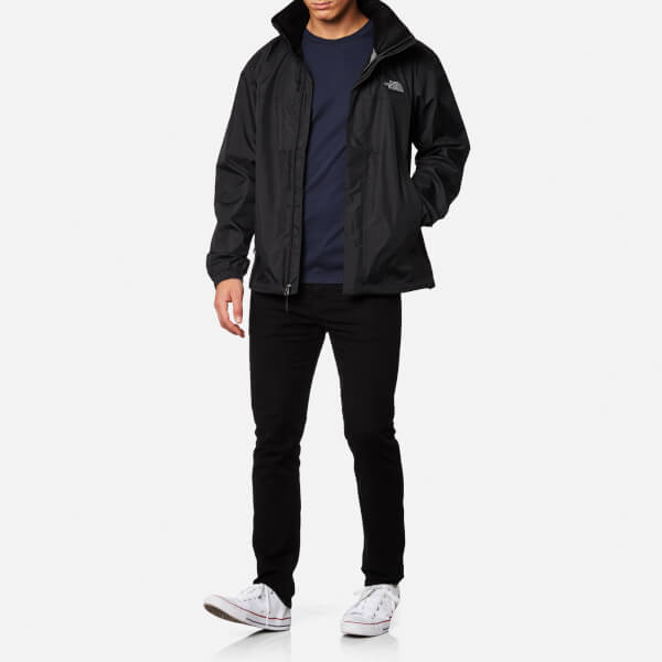 Tnf Face Men's Resolve The Jacket Clothing Black 2 North Blacktnf SqU44v