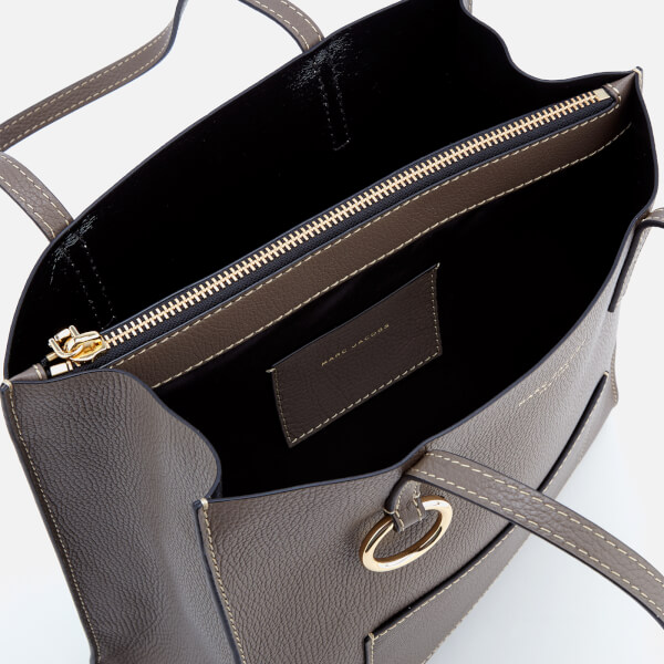 23957e9c68b2 Marc Jacobs Women s The Bold Grind Shopper Bag - Mushroom  Image 5