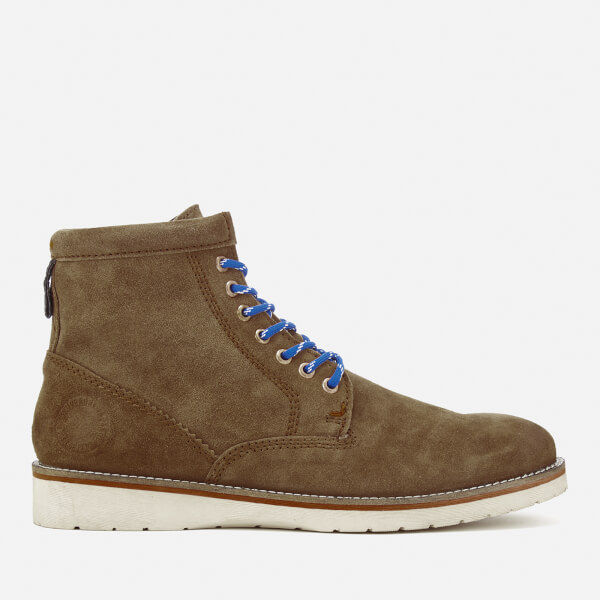 Superdry Men's Stirling Lace Up Boots - Brown