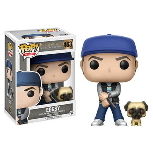 Kingsman Eggsy Pop! Vinyl Figure