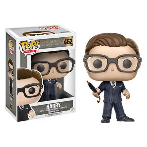 Kingsman Harry Pop! Vinyl Figure