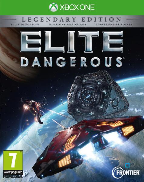 Elite Dangerous Legendary Edition
