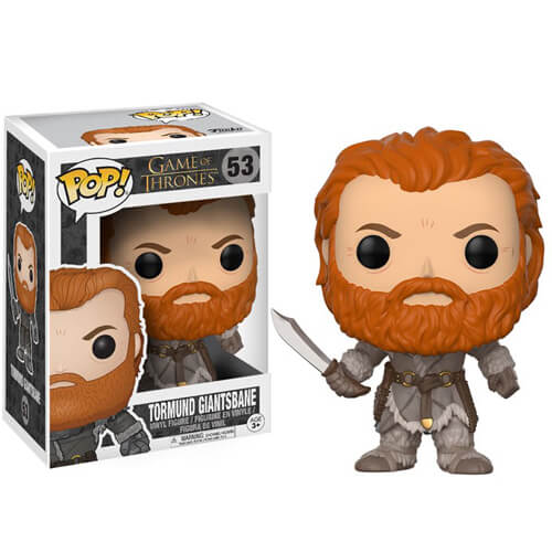 Figurine Pop! Tormund Game of Thrones