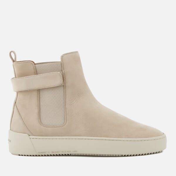 Android Homme Men's Sunset Nubuck Leather Chelsea Boots - Tan