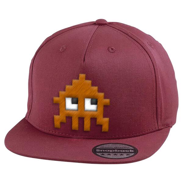 Splatoon Skalop Cap - Orange Squidvader