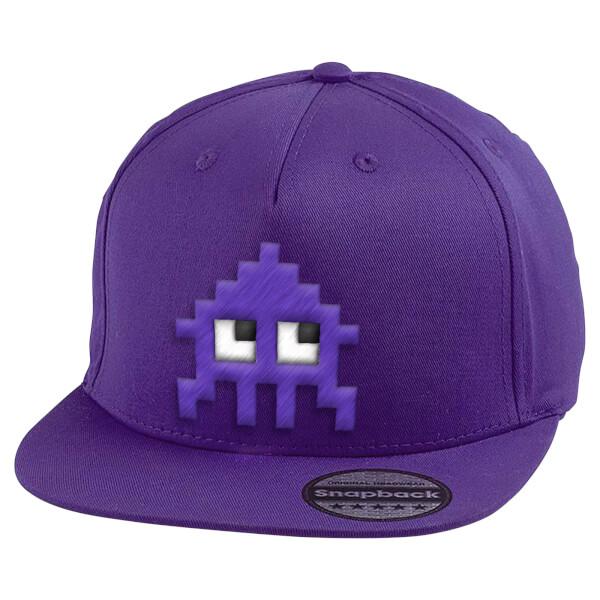 Splatoon Skalop Cap - Purple Squidvader