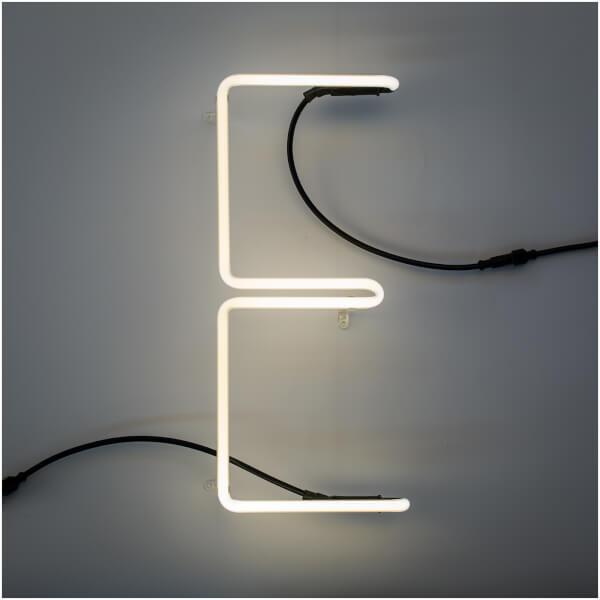 Seletti Alphafont Neon Letter - 35cm - E