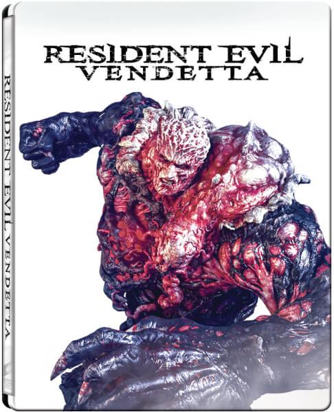 Resident Evil: Vendetta Steelbook