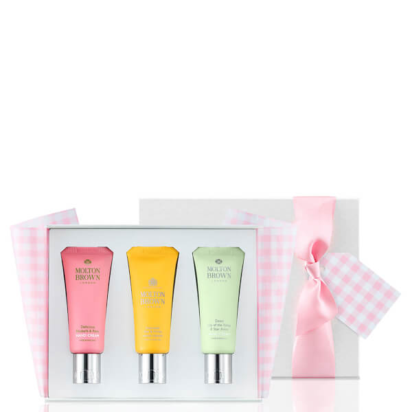 Molton Brown Spring Indulgences Hand Cream Gift Trio