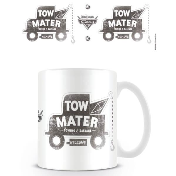 Cars Disney Pixar Coffee Mug (Cars Tow-Mater)