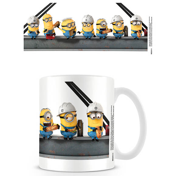Despicable Me Coffee Mug (Girder)