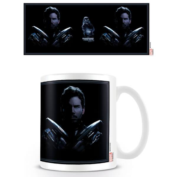 Guardians of the Galaxy 2 Coffee Mug (Dark Star Lord)