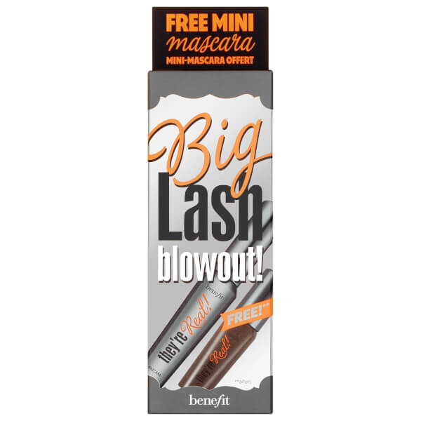 They're Real! Big Lash Blowout Mascara Set by Benefit #11