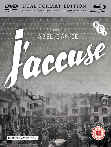 J'Accuse - Dual Format (Includes DVD)